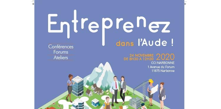 2020-11-24 Entreprenez dans l'Aude