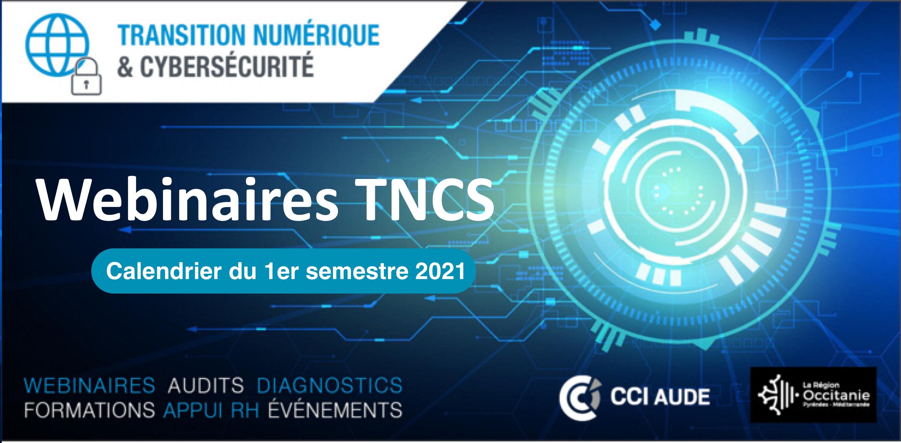 2021 Webinaires NTCS 1er Semetre visuel