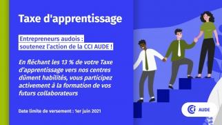 2021 Taxe d'apprentissage visuel