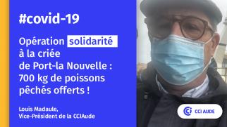 Louis Madaule - opération solidarité PLN